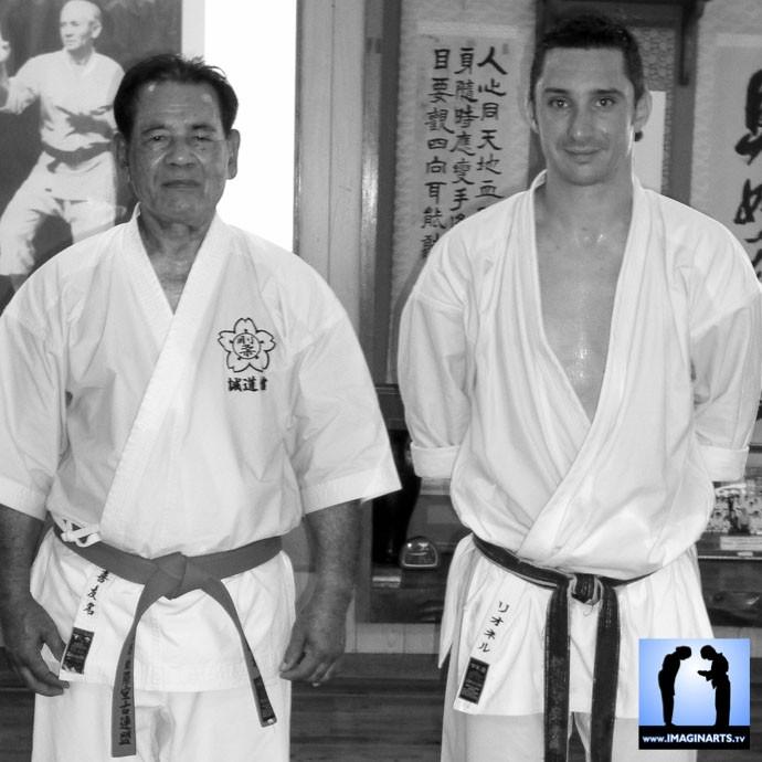 kiyuna sensei karate okinawa