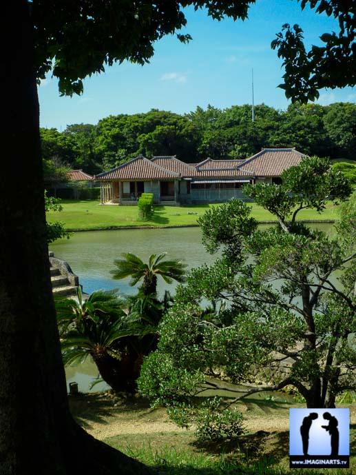 Shikinaen parc okinawa