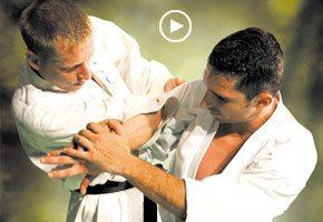 DVD Karate Défense avec Lionel Froidure