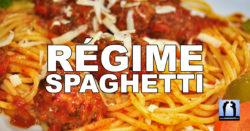 regime spaghetti du sportif