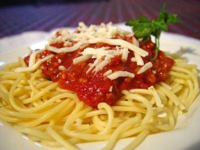 regime spaghetti