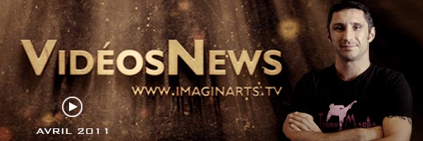 videonews avril 2011 imaginarts