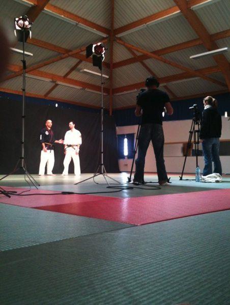 tournage kyusho jitsu waza