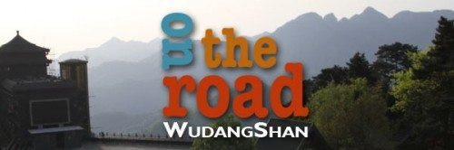 wudang shan on the road