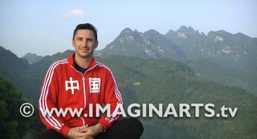 Lionel Froidure Wudang Shan