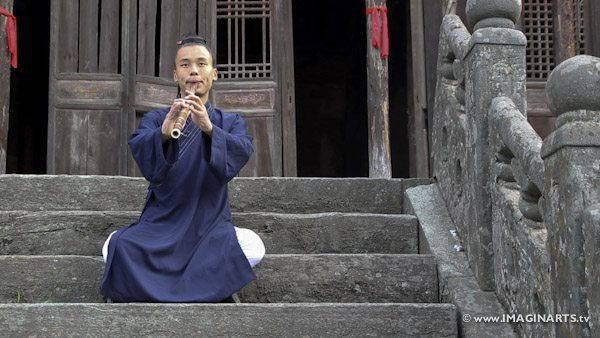 wudang shan musique