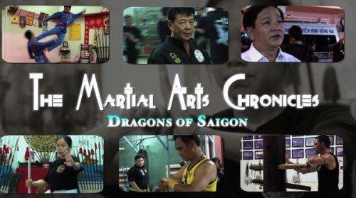 dragons de saigon