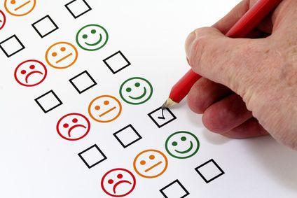 enquête satisfaction
