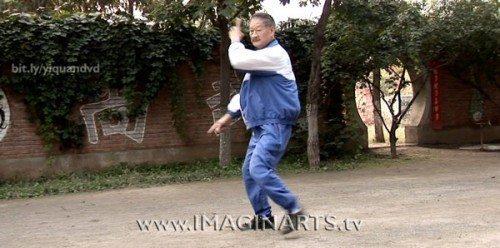 Maître Cui Rui Bin - Tao Lin Chine - Yi Quan - Jian Wu