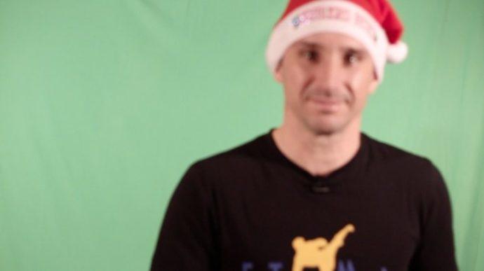 lionel froidure - santa claus - videonews
