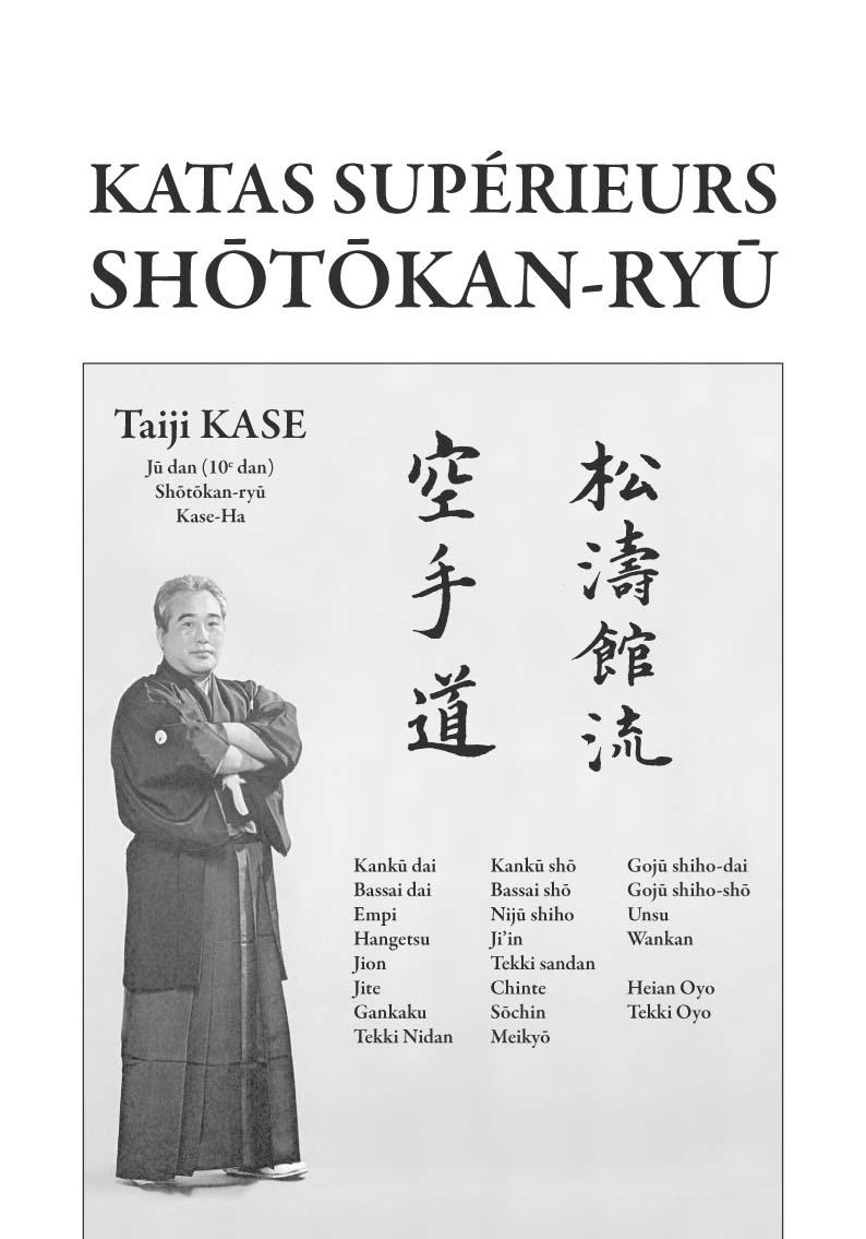 Sensei Taiji Kase - livre page 1