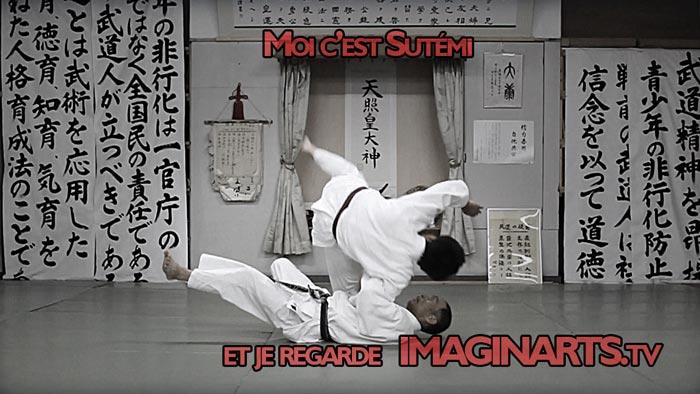 Sutemi Waza - Washizu sensei