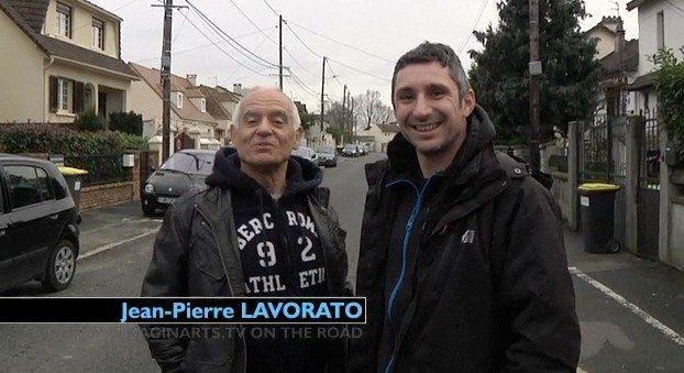 Sensei Lavorato et Lionel Froidure