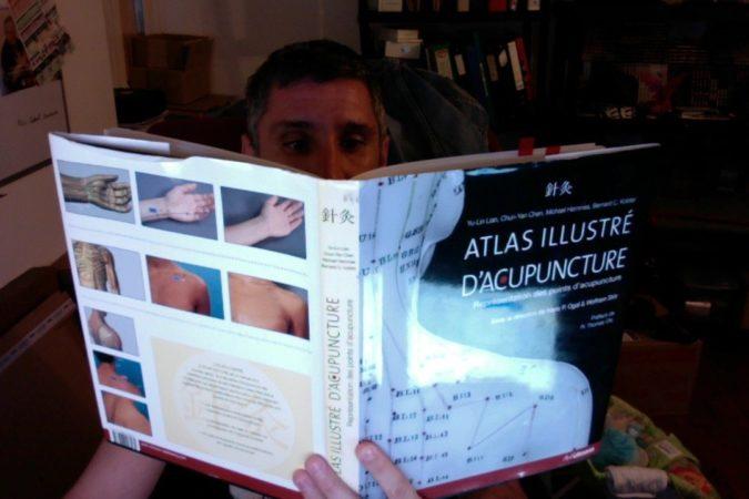 Atlas acupuncture