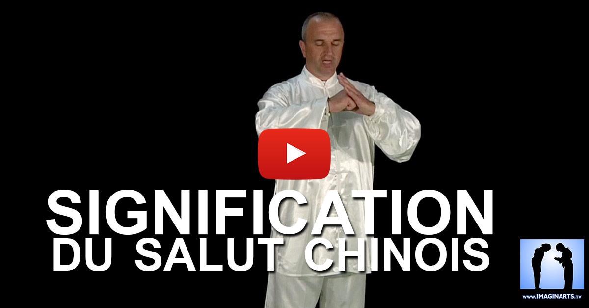 Le salut traditionnel chinois [video]