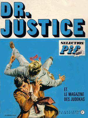 docteur justice et le kyusho waza
