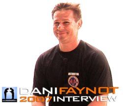 Interview de Dani Faynot