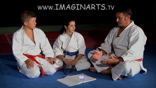Formation karaté et pédagogie enfant avec Michel Kervadec