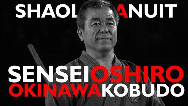 Oshiro Zenei Kobudo démonstration