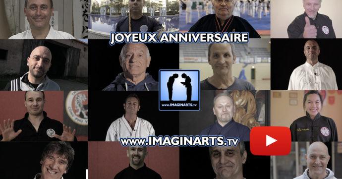 joyeux anniversaire imagin arts 2004-2014