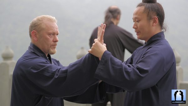 Belmonte et Yuan Shifu
