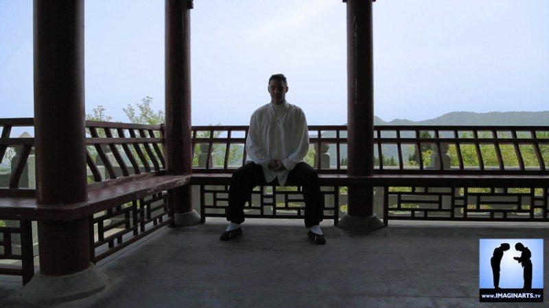 Lionel froidure méditation wudang shan