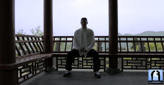 Méditation à Wudang avec Lionel Froidure - Taiji Quan