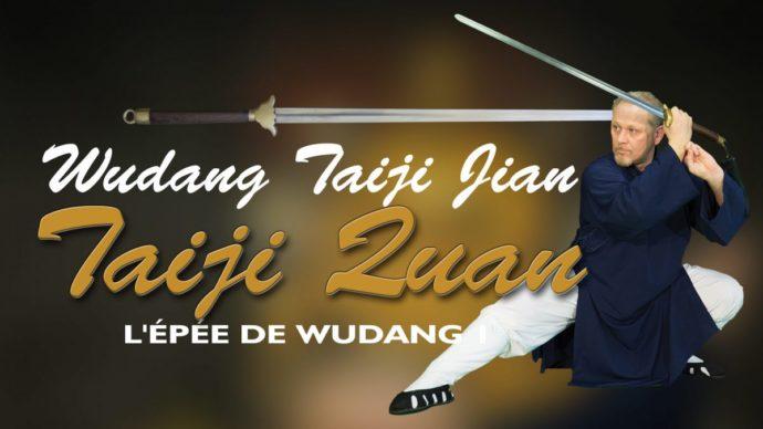 wudang taichi video, l'épée de Wudang