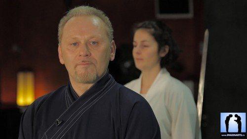 épée de Wudang en vidéo avec maître Belmonte