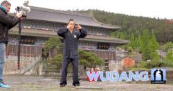 tournage film de Taiji Wudang en Chine