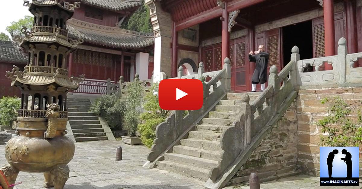 Wudang – Charles-Henri Belmonte [vidéo]