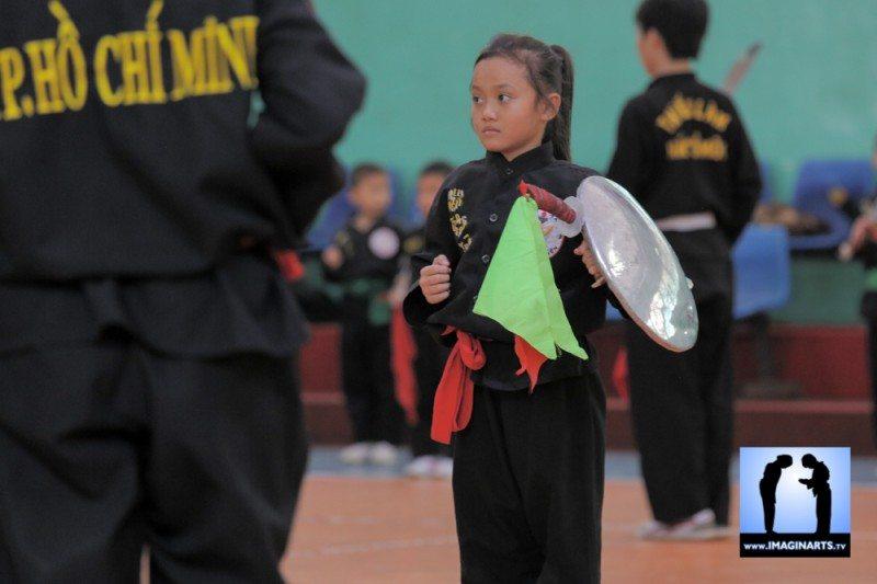 cérémonie ouverture tournoi Võ Cổ Truyền Ho Chi Minh 2014