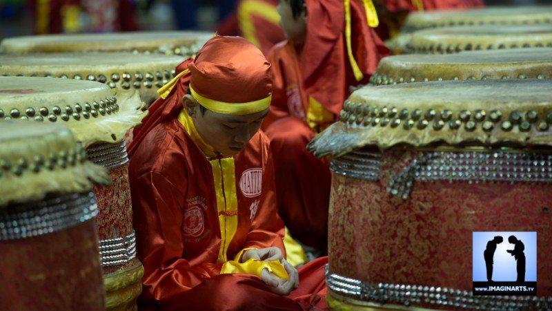 tournoi international Ho Chi Minh Võ Cổ truyền Việt Nam 2014 musique