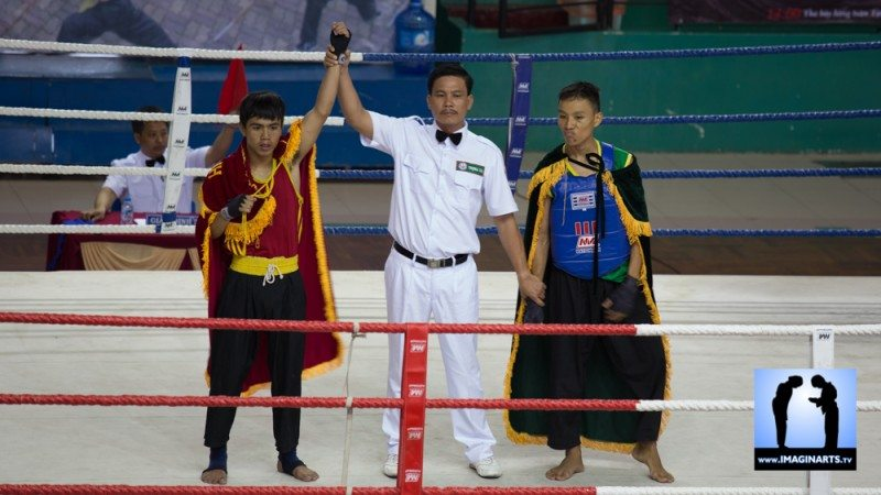 tournoi international Ho Chi Minh Võ Cổ truyền Việt Nam 2014 combat