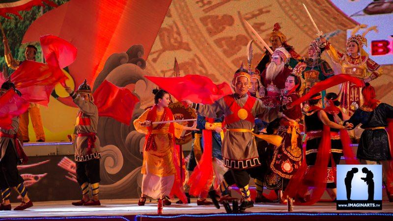 Festival vo co truyen Quy Nhon 2014 Vietnam