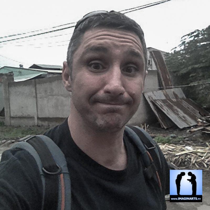 Lionel Froidure au Vietnam en 2014