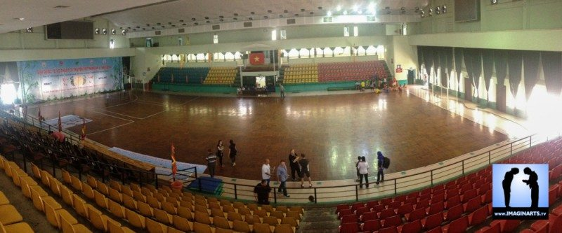 tournoi international Ho Chi Minh arts martiaux vietnamiens 2014
