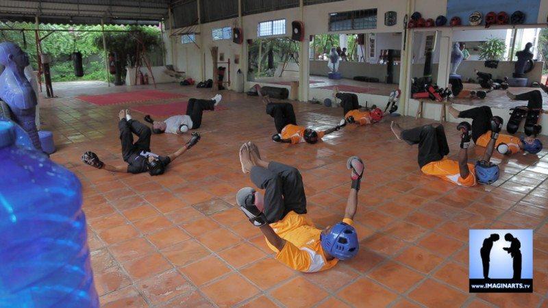 Equipe de France FFKDA Arts Martiaux Vietnamiens 2014 combat