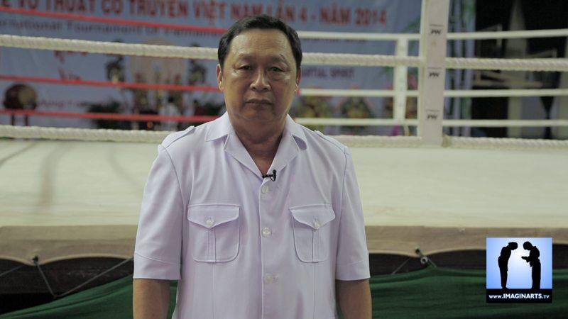 Master Vo Su Le Kim Hoa