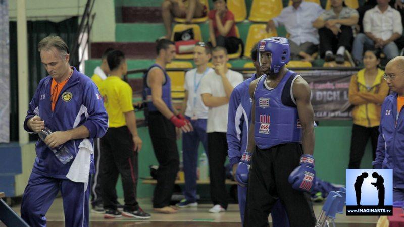 tournoi international Ho Chi Minh Võ Cổ truyền Việt Nam 2014 combat Drys