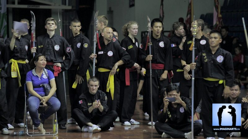 tournoi international Ho Chi Minh Võ Cổ truyền Việt Nam 2014 Dai Dao