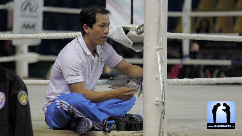 tournoi international Ho Chi Minh Võ Cổ truyền Việt Nam 2014 entraîneur national vietnam