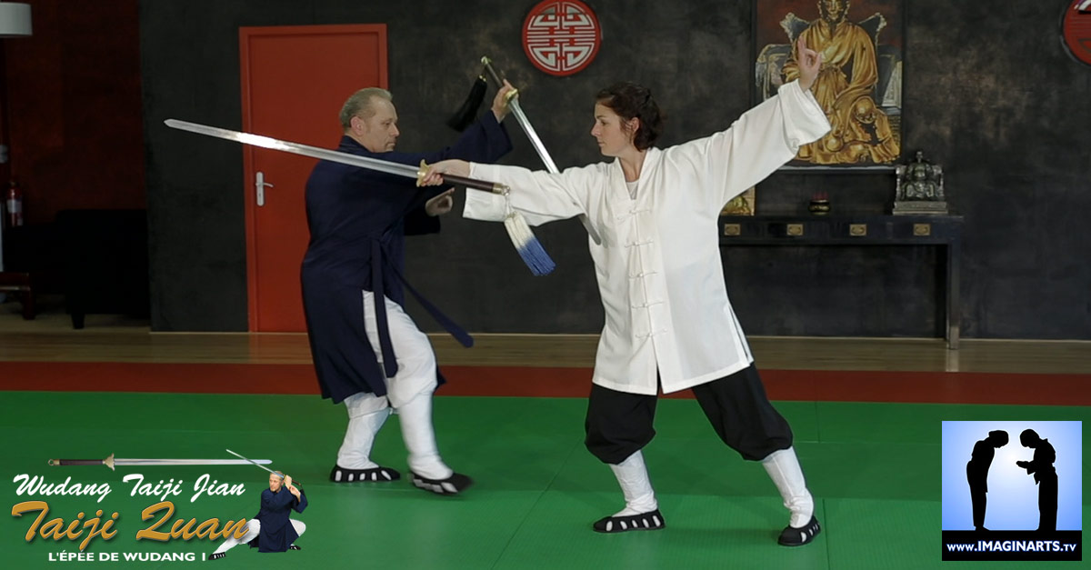 wudang sword dvd video