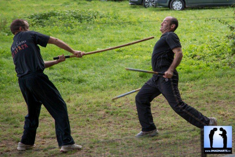 stage Arnis Kali avec Master Faynot
