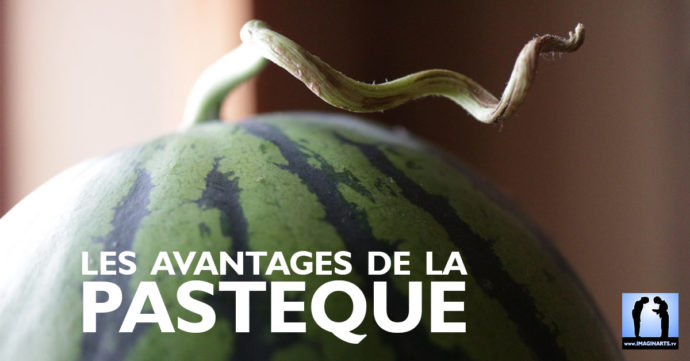 les 5 avantages de la pastèque