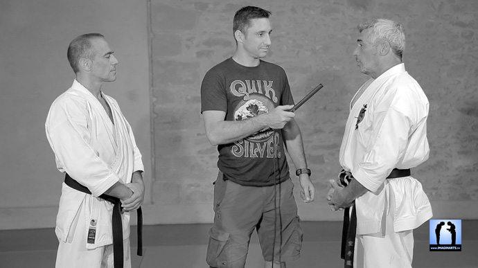 Jean-François Tisseyre et Didier Lupo et Lionel Froidure en interview très spéciale