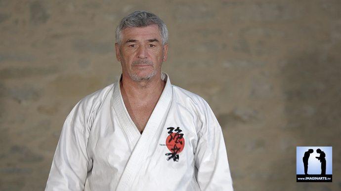 Jean-François Tissyere : Karaté Bunkai video