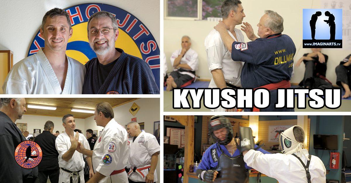 Dans le monde du Kyusho Jitsu DKI avec Lionel Froidure