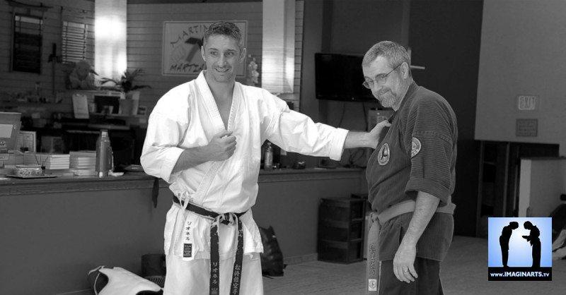 Kyusho Jitsu - Chris Thomas