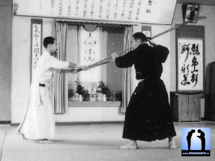 Minoru Mochizuki sensei et Sugino sensei